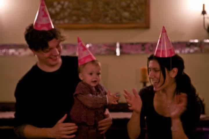 Elisa e la sua famiglia