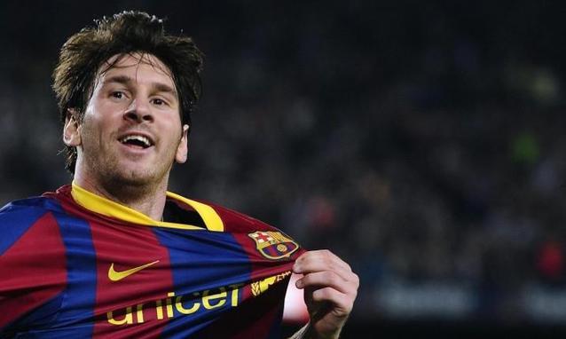 Nuovo contratto per Messi