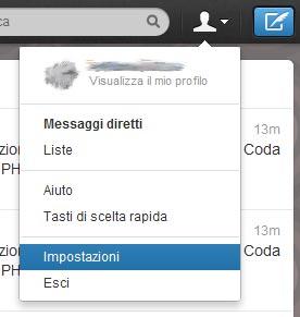 esempio come cancellarsi da twitter - Come eliminare il nostro profilo da Twitter, Google + e dagli altri Social Network