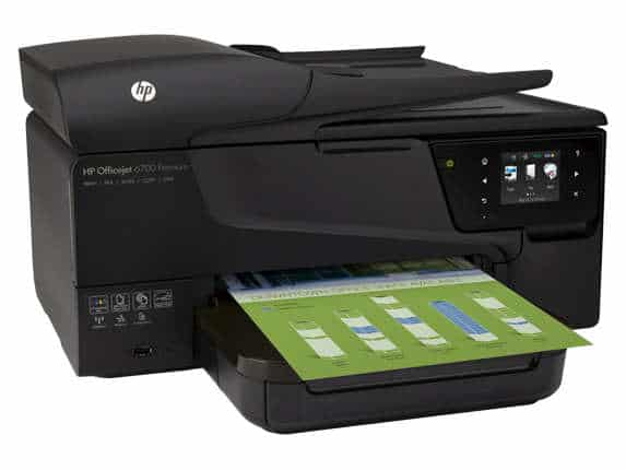 Hewlett Packard - OfficeJet 6700 Premium