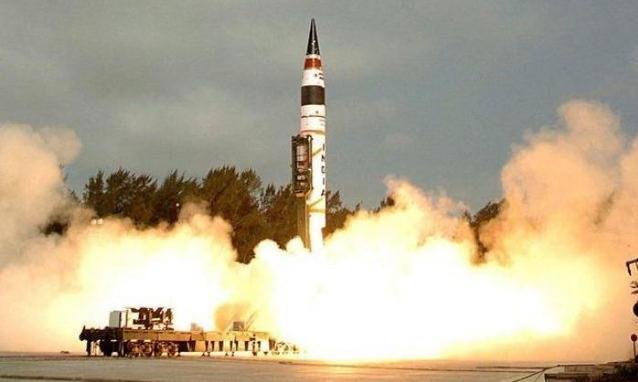 Missile lanciato dalla Corea del Nord