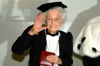 montalcini premio nobel - Addio a Rita Levi Montalcini: una vita dedicata alla scienza