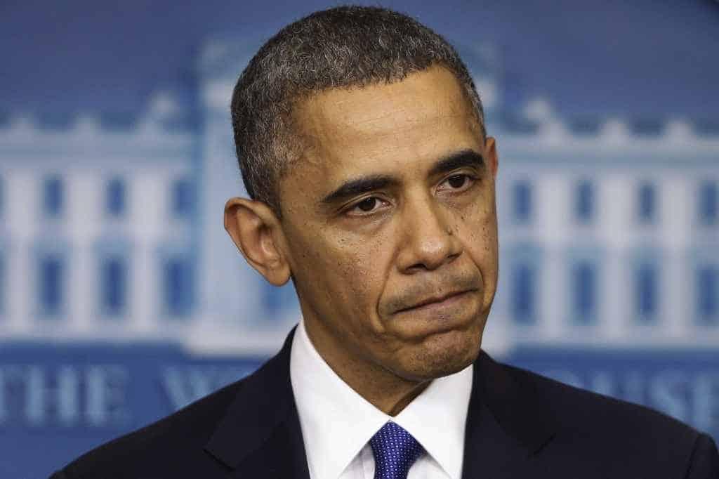 Obama perplesso: colpa del fiscal cliff