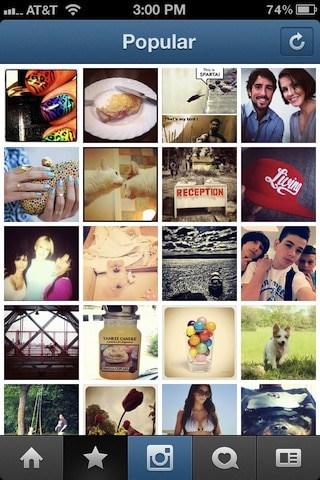 Instagram Popular