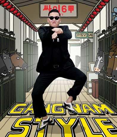 """Gangnam Syle"" PSY"