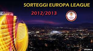 sorteggi europa league 2012-13