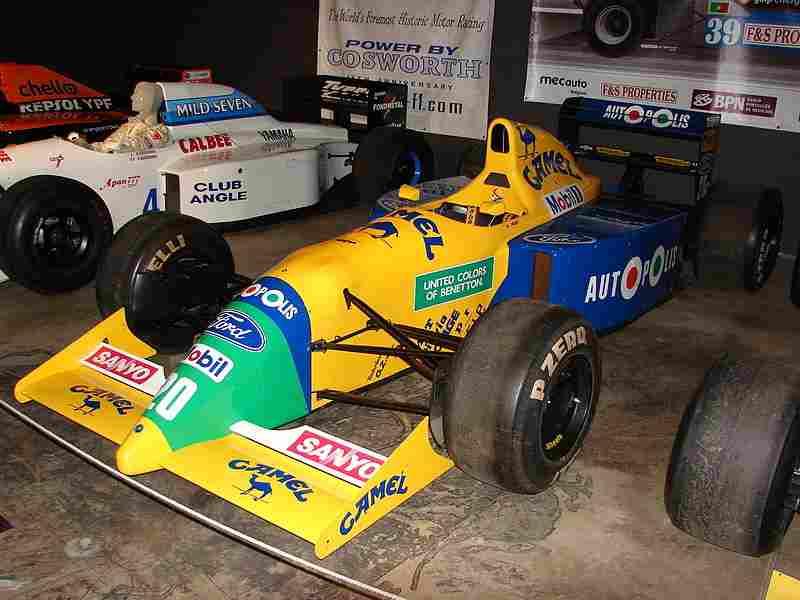 Nelson Piquet campione del mondo