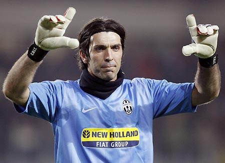 Gigi Buffon%25201 - Calcio in Pillole: Venticinquesima giornata di Serie A