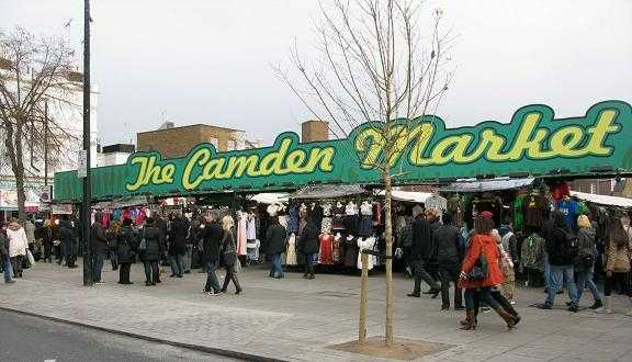 The Candem Market
