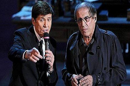 Morandi e Celentano - Emma vince la 62esima Edizione del Festival di Sanremo