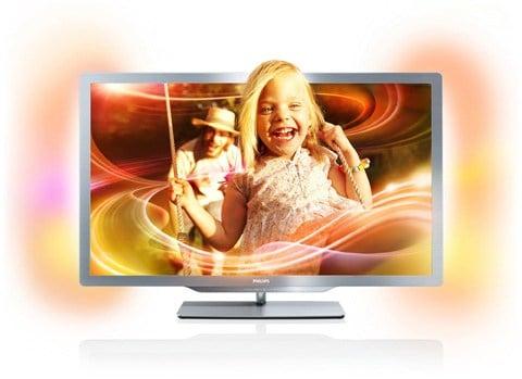 Philips 42PFL7606M1  - I nuovi televisori 3D: prezzi e caratteristiche