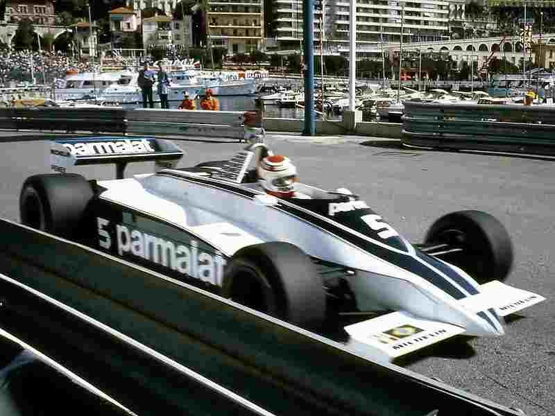 Formula 1 con Nelson Piquet