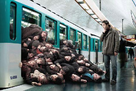 folla5 - La metro a Roma - Parte Prima