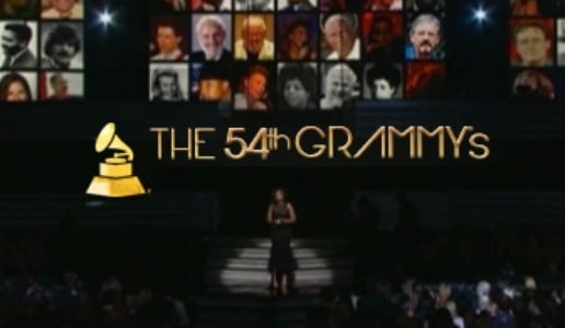 grammy4 - Adele trionfa ai Grammy Awards 2012