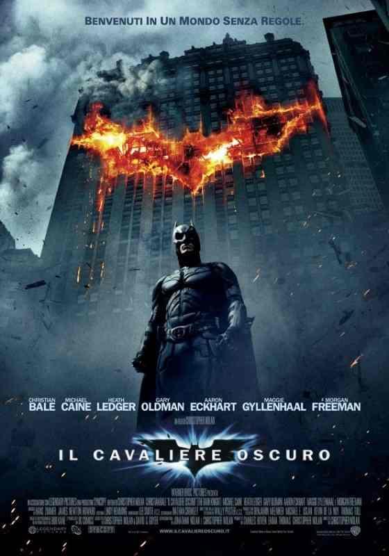 locandina il cavaliere oscuro - Il Cavaliere Oscuro - Il ritorno è il film più atteso del 2012