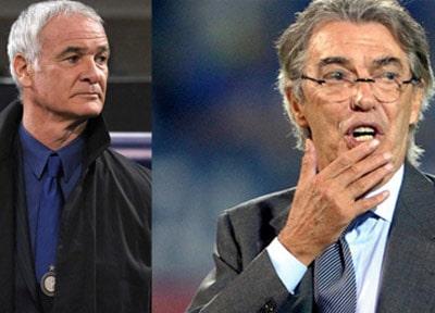 ranieri moratti7 - Calcio in Pillole: Venticinquesima giornata di Serie A
