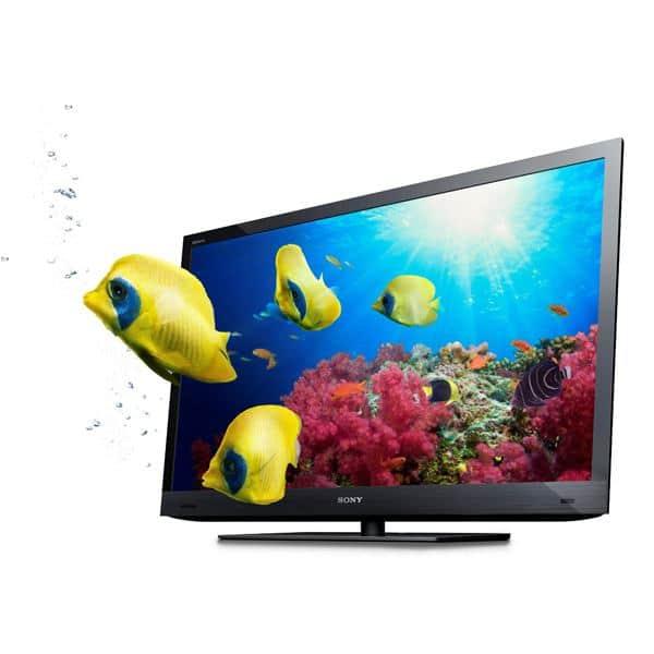 sony - I nuovi televisori 3D: prezzi e caratteristiche