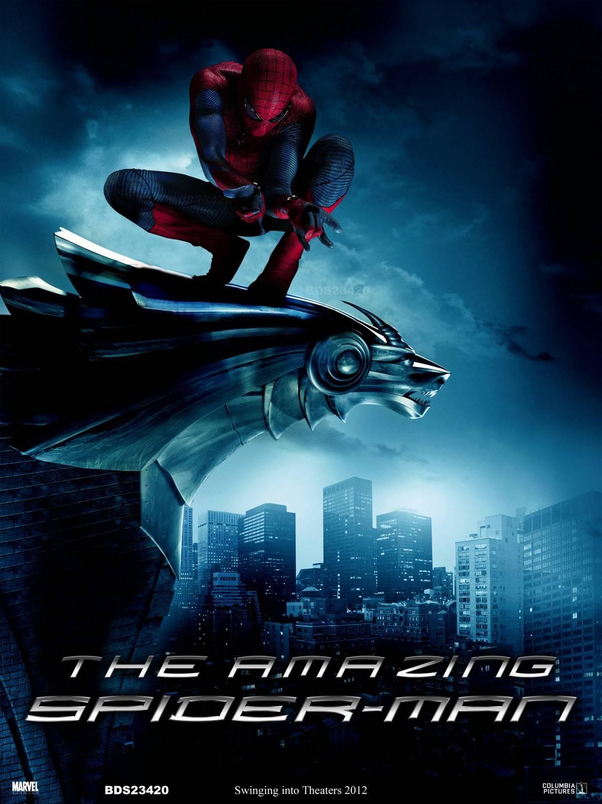 spiderman - Il Cavaliere Oscuro - Il ritorno è il film più atteso del 2012
