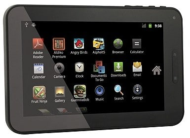 tablet pc iron 3g - IRON Tablet PC