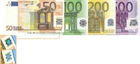 verso della banconota