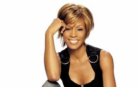 whitney houston leader - Addio Whitney Houston, The Voice