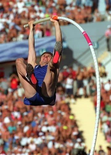 Bubka e i suoi 35 record mondiali