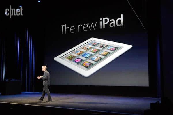 ipad3 - Il nuovo iPad 3 della Apple