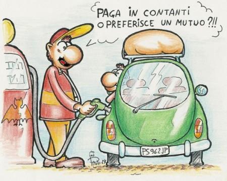 vignetta caro benzina1 - Caro carburante: ecco come difendersi