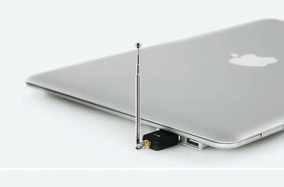 15antenna telescopica elgato EyeTV DTT deluxe - I migliori accessori Apple