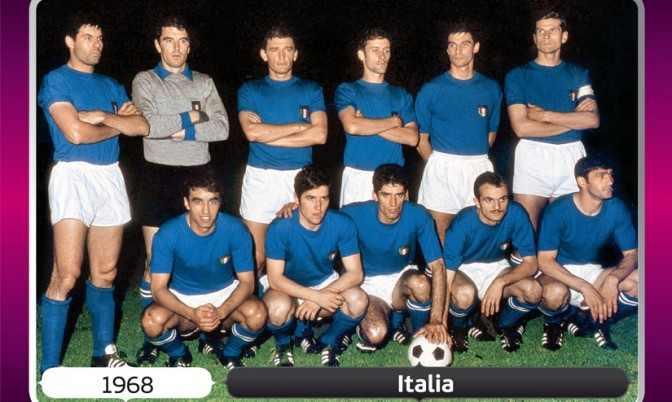 1968 italia1 large - L'album Panini da il via a Euro 2012