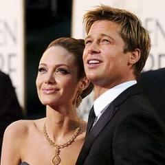 angelina jolie 237329 - Angelina Jolie e Brad Pitt finalmente sposi