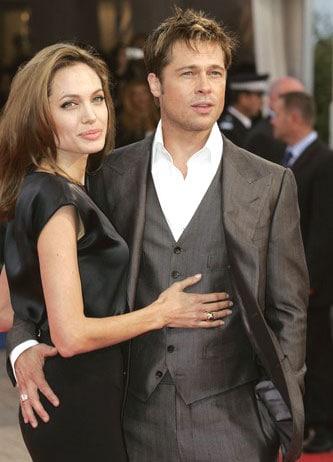 angelina jolie e brad pitt matrimonio - Angelina Jolie e Brad Pitt finalmente sposi