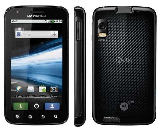 Motorola Atrix 3