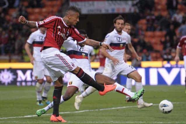 boateng - Serie A 2011-2012: Il commento alla 33esima e 34esima giornata