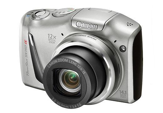 Canon Powershot SX150 HS