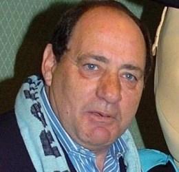 Giorgio Chinaglia ex presidente della Lazio