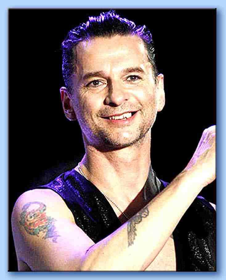 dave gahan - Depeche Mode: dalle origini al nuovo album nel 2012