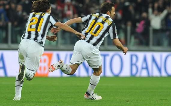 delpiero lazio - Serie A 2011-2012: Il commento alla 32esima giornata