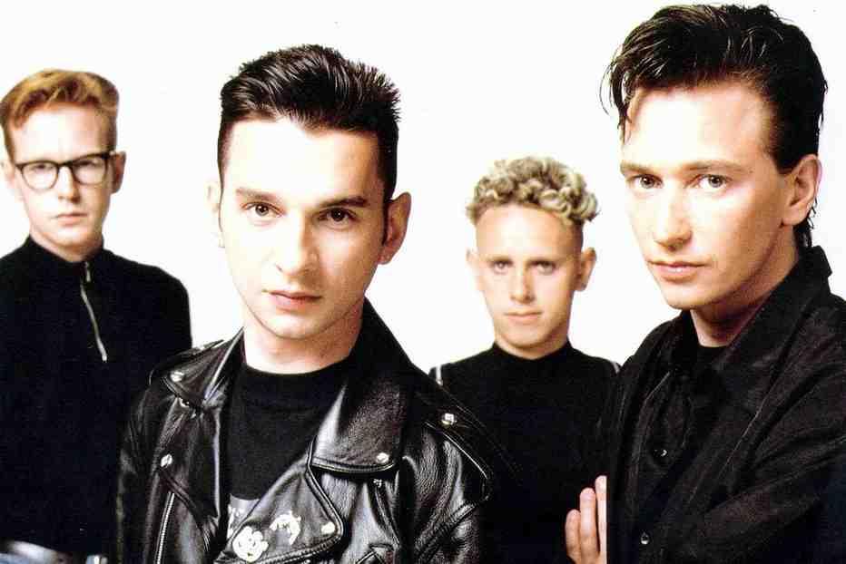 depechemode2 - Depeche Mode: dalle origini al nuovo album nel 2012