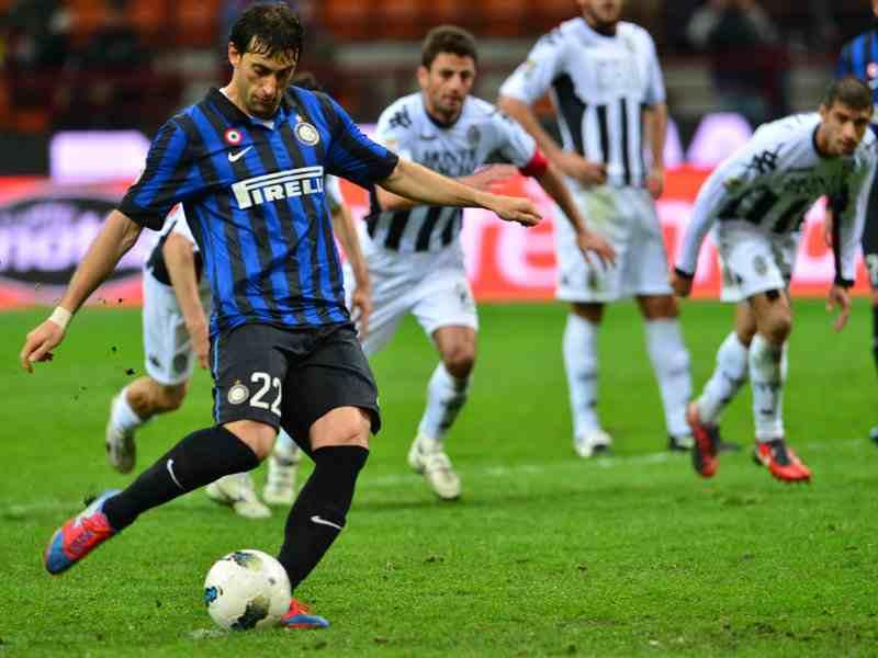 milito - Serie A 2011-2012: Il commento alla 32esima giornata