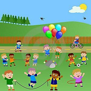 L'esperienza del gioco per i bambini
