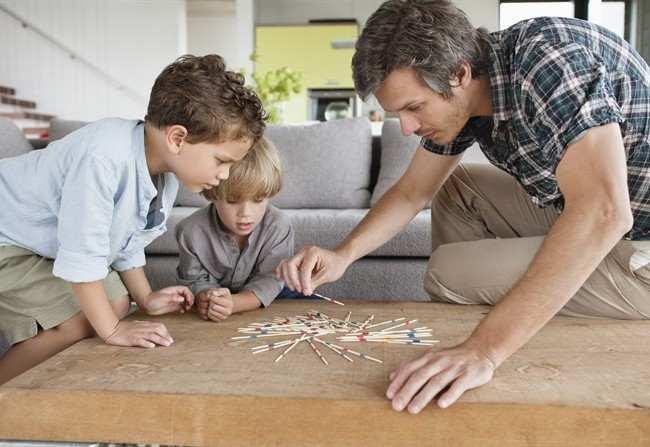 coinvolgere i genitori nel gioco