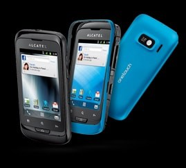 Alcatel One Touch Duet App