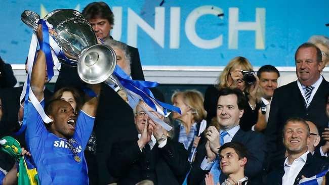 Drogba e la Champions