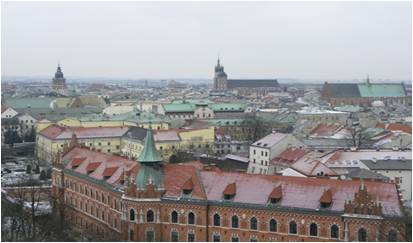 cracovia4 - Passeggiando per Cracovia