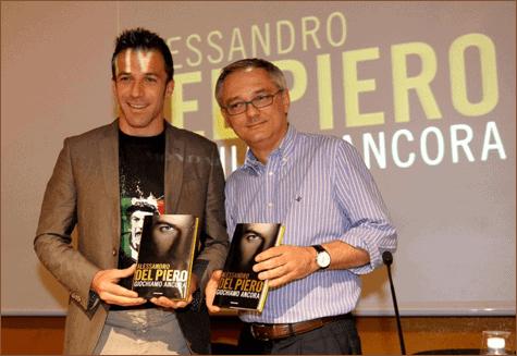 Del Piero e Corsetti