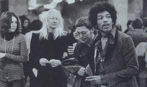 Jimi Hendrix morte