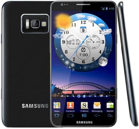 Galaxy S3 caratteristiche tecniche