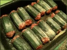 zucchine3 - Zucchine ripiene alla l'ho fatto io!