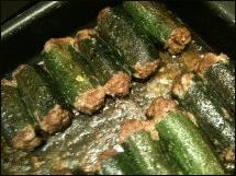 zucchine4 - Zucchine ripiene alla l'ho fatto io!
